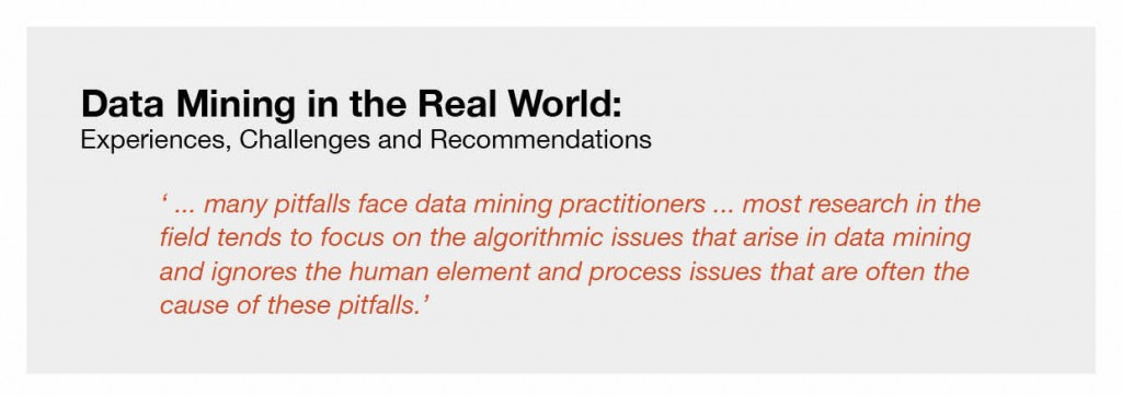 Data Mining Real World